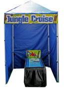 Jungle Cruise - Shuffle Board Game Booth