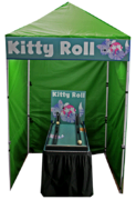 Kitty Roll - Roller Ball Game Booth