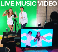 Live Music Video Experience