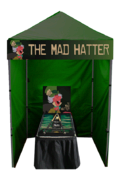 The Mad Hatter - Gravity Ball Game Booth