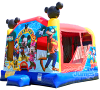 Mickey Mouse Combo with Slide 4-in-1
