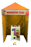 Monster Toss - Bean Bag Toss