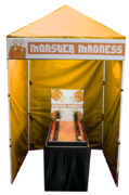 Monster Madness - Roller Ball Game Booth