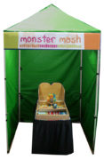 Monster Mash - Can Smash Game Booth
