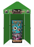 The Pit Plinko Carnival Game Booth