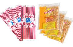 50 Extra Popcorn Servings