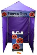 Pumpkin Toss - Bean Bag Toss