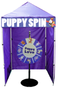 Toolbox Twirl - Spin Wheel Game Booth