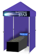 Shooting Star - Game Booth