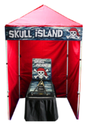 Skull Island - Gravity Ball Game Booth