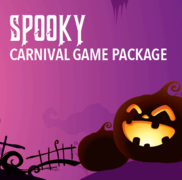 Spooky Carnival Game Package