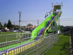 Super Slide Carnival Ride