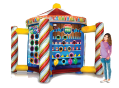 Ultimate Carnival Booth (Set of 5 Inflatable)