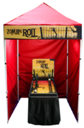 Zombie Roll - Roller Ball Game Booth