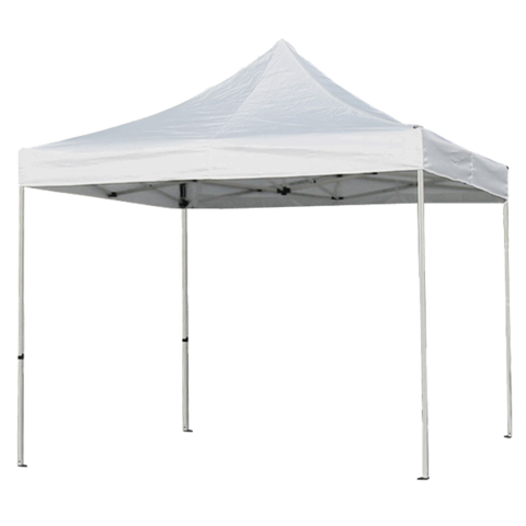 10x10 White Pop Up Canopy