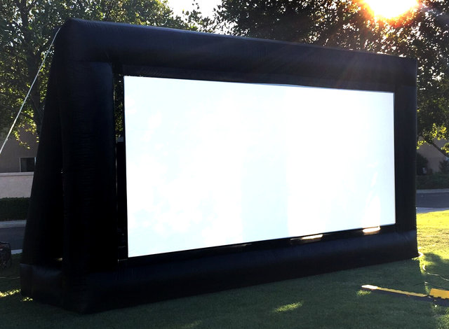 Inflatable Movie Screen 12x6
