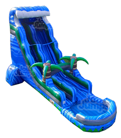 22 ft Tsunami Water Slide