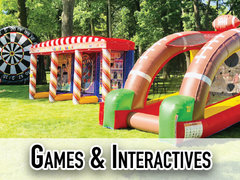 Games and  Interactives