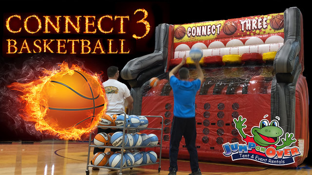 Connect 3 Basketball
