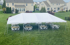 20' x 40' Premier Frame Tent Package