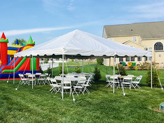 20' x 20' Premier Frame Tent Package