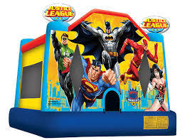Justice League Bounce House (Large)