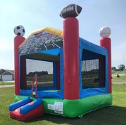 Sports Bounce House (Large)