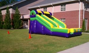 12 Foot Inflatable Water Slide