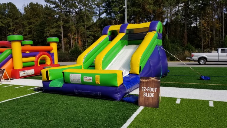 College Park  12 Inflatable Slide