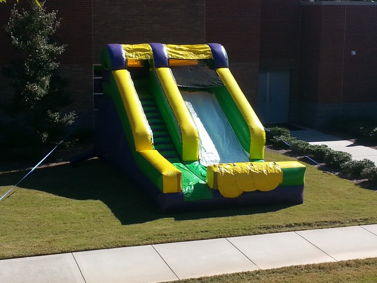 Fayetteville 12 Foot Inflatable Slide