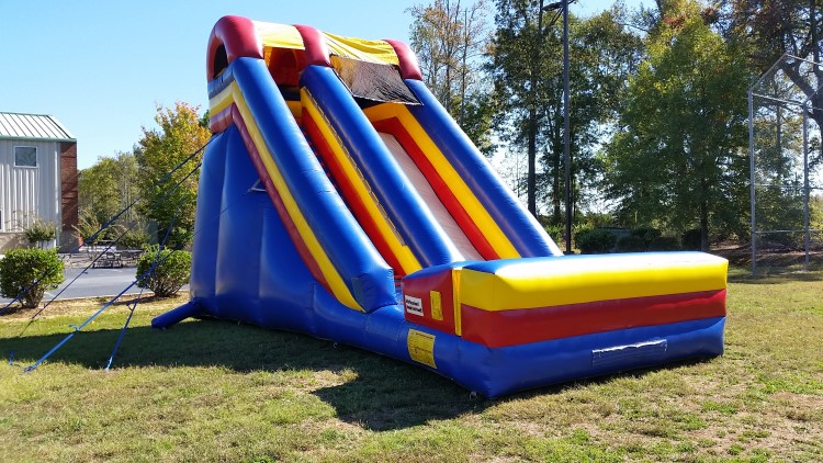 Fayetteville 18 Foot Inflatable Slide