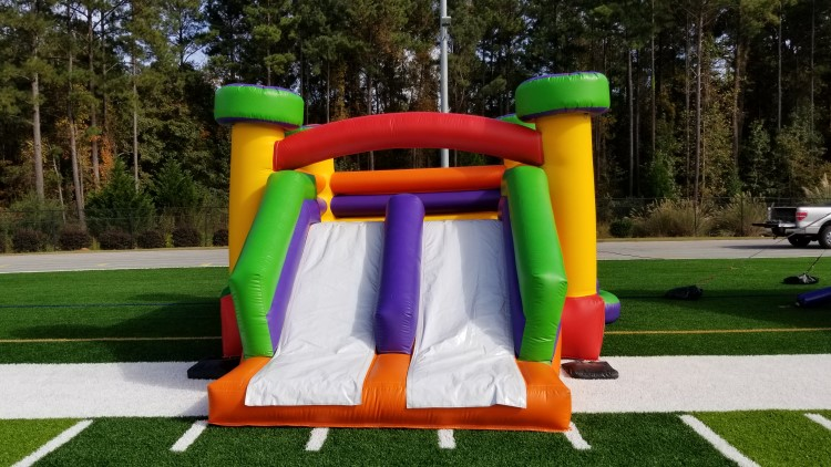 Fayetteville Candy Slide Combo Inflatable
