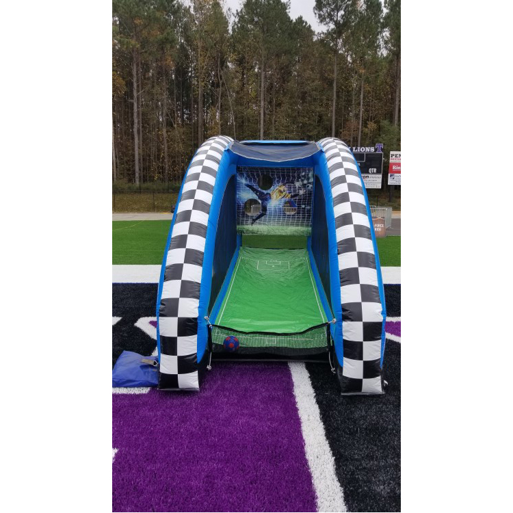 Jonesboro Inflatable Soccer Game
