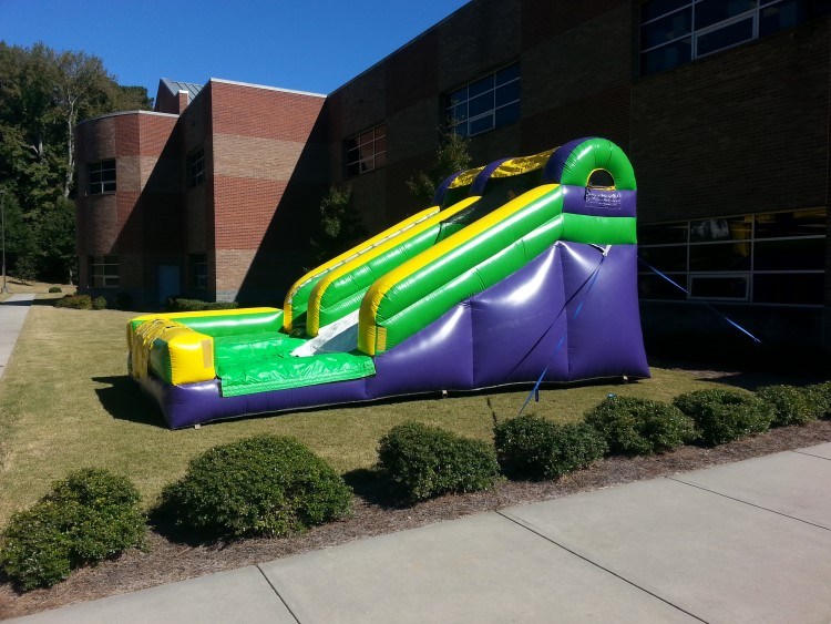 Newnan 12 Foot Inflatable Slide