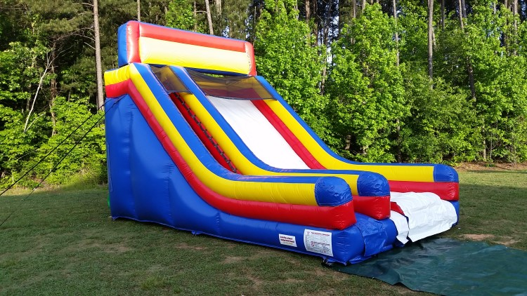 Newnan 18 Inflatable Slide