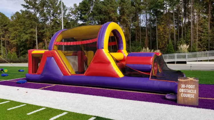 Newnan 30 Foot Obstacle Course Rental