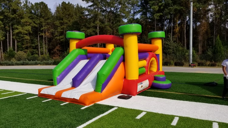 Newnan Candy Slide Combo Inflatable