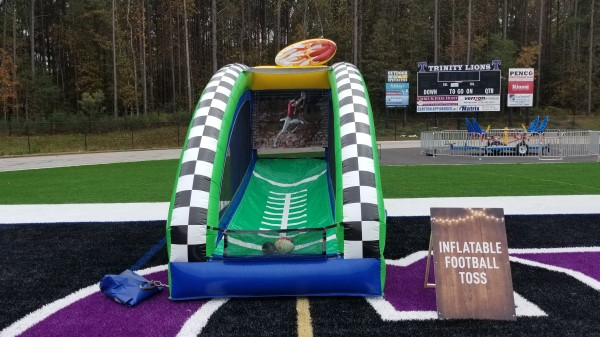 Newnan Inflatable Football Game Rentals