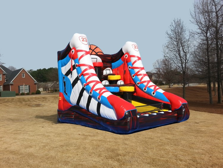 Newnan Inflatable Mega Basketball Game Rental