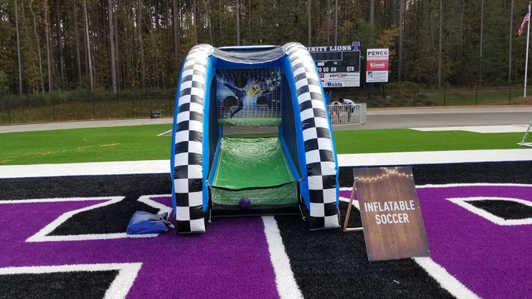 Newnan Inflatable Soccer Game