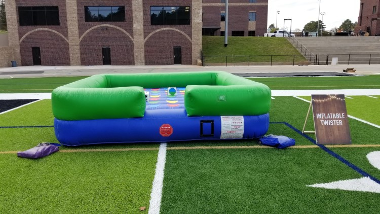 Newnan Inflatable Twister Game Rental