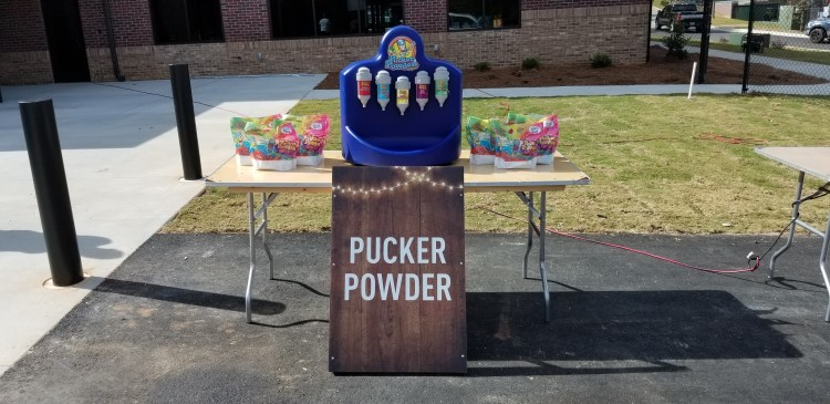 Newnan Pucker Powder Concession