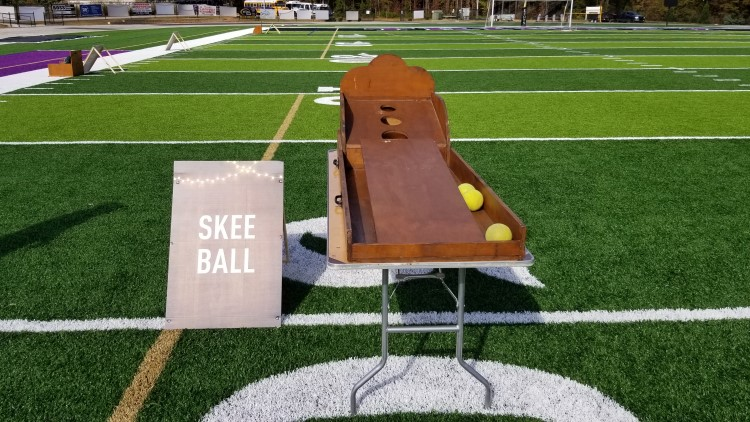 Newnan Skee Ball Carnival Game Rental