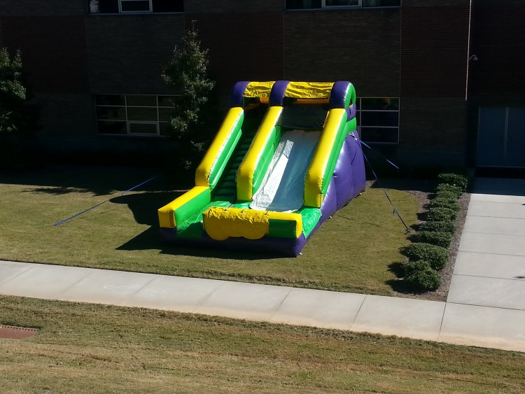 Peachtree City 12 Foot Inflatable Slide