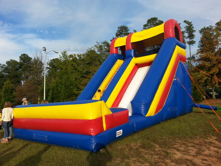 Peachtree City 19 Foot Inflatable Slide