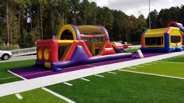 Peachtree City 30 Foot Obstacle Course Rental
