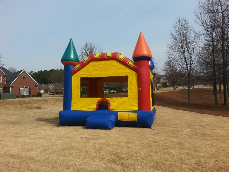 Peachtree City Bounce House Rental