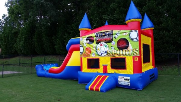 Peachtree City Castle Combo Sports