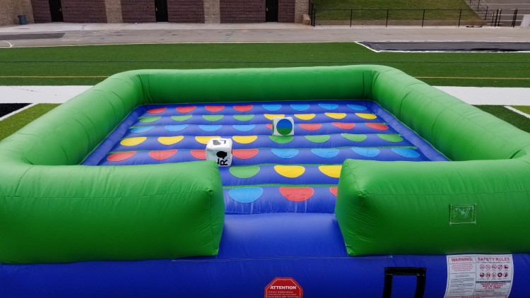 Peachtree City Inflatable Twister Game Rental