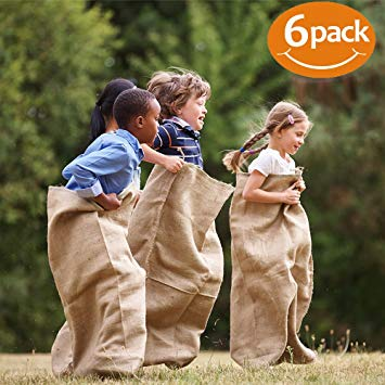 Peachtree City Sack Races